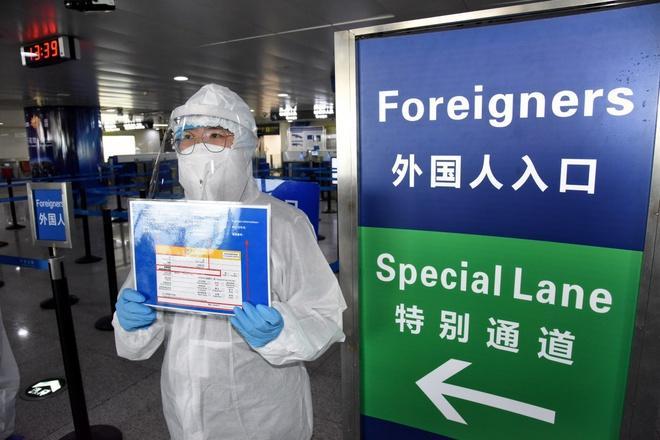 Trung Quốc đề nghị nhà ngoại giao không nhập cảnh trước 1/6 Ảnh 1
