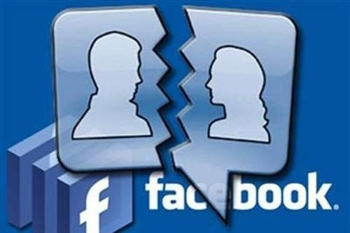 Mất chồng vì... 'đem chuyện nhà lên Facebook' Ảnh 1