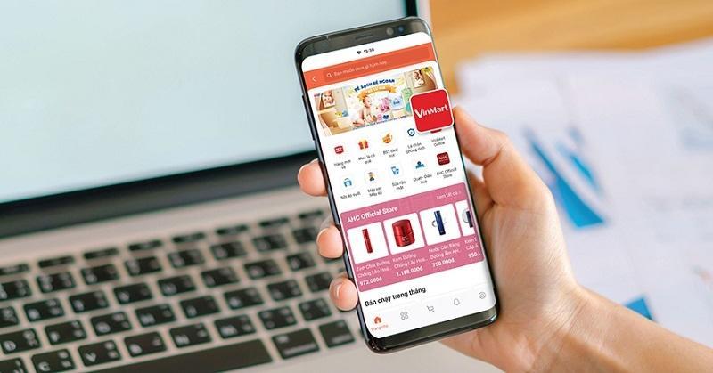 'Đi chợ VinMart Online' ngay trên ứng dụng Agribank E-Mobile Banking Ảnh 2