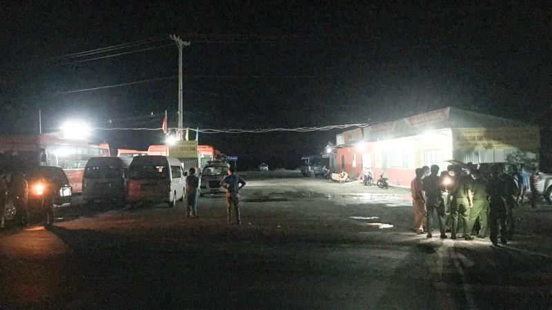 Phong tỏa bến xe ở Hậu Giang vì 1 người từ Campuchia về Ảnh 2
