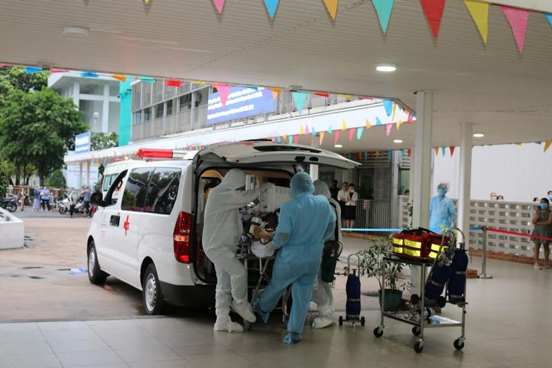 Bệnh viện Chợ Rẫy hội chẩn trong đêm về bệnh nhân 91 Ảnh 2