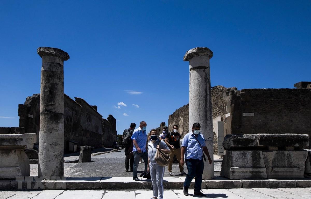 UNWTO: Ngành du lịch quốc tế có thể giảm 70% trong năm 2020 Ảnh 1