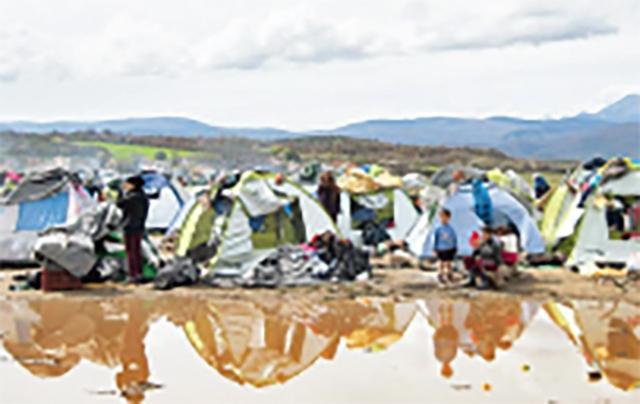 Người di cư trong 'cơn sóng đại dịch' Ảnh 1