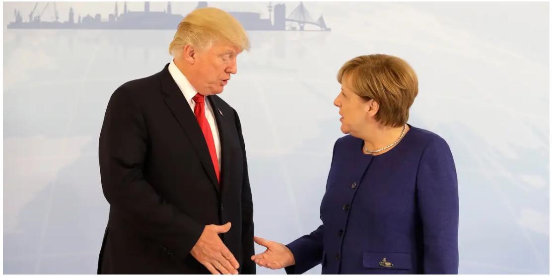 Thủ tướng Đức Merkel từ chối lời mời đến Washington dự Hội nghị G7 Ảnh 1