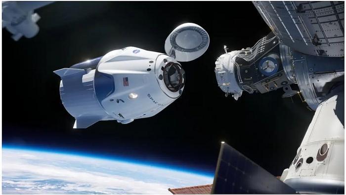 Mỹ-Nga: Cuộc đua gay cấn trên không gian vũ trụ Ảnh 1