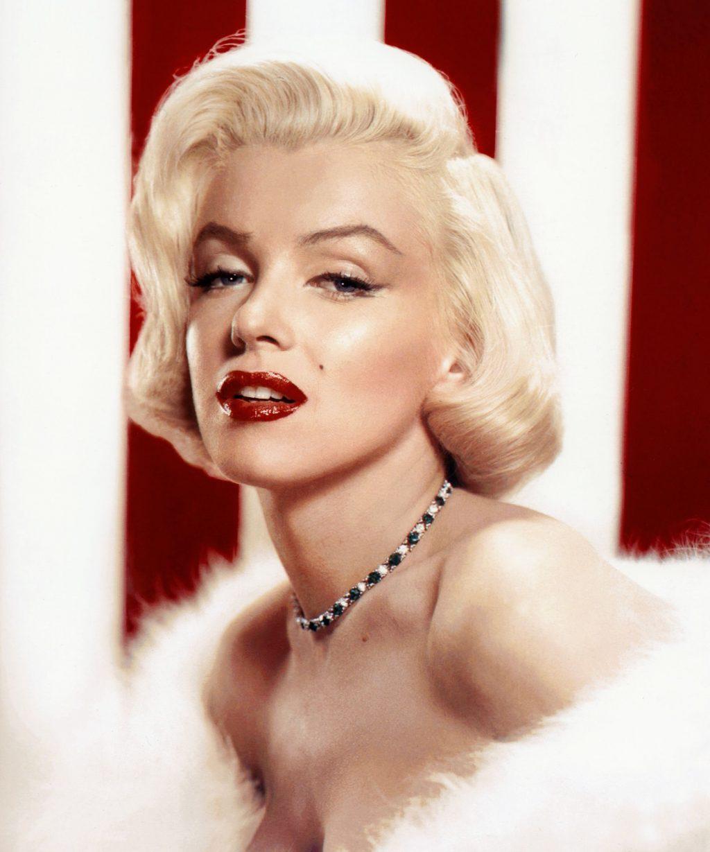 Nhan sắc khuynh đảo một thời của biểu tượng điện ảnh Marilyn Monroe Ảnh 4