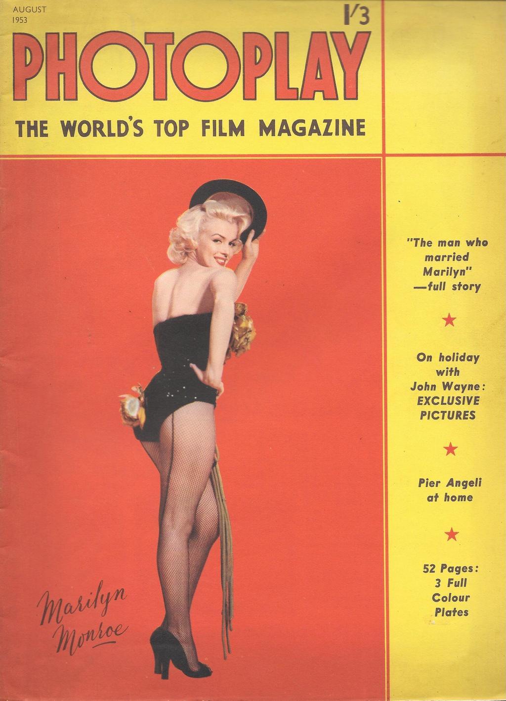 Nhan sắc khuynh đảo một thời của biểu tượng điện ảnh Marilyn Monroe Ảnh 10