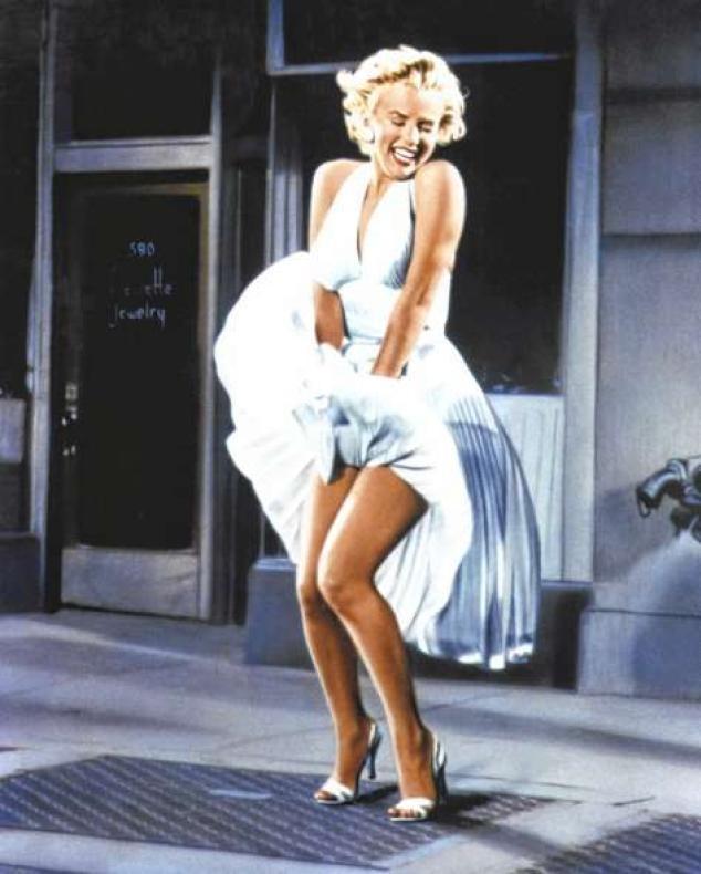 Nhan sắc khuynh đảo một thời của biểu tượng điện ảnh Marilyn Monroe Ảnh 9