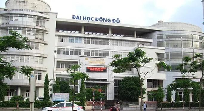 Vụ án Trường Đại học Đông Đô: Bắt nguyên trưởng phòng Tài chính kế toán Ảnh 1