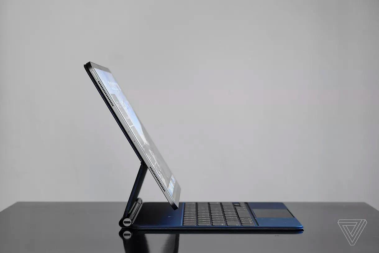 Apple đang thử nghiệm thay đổi độ sáng bàn phím iPad Ảnh 1