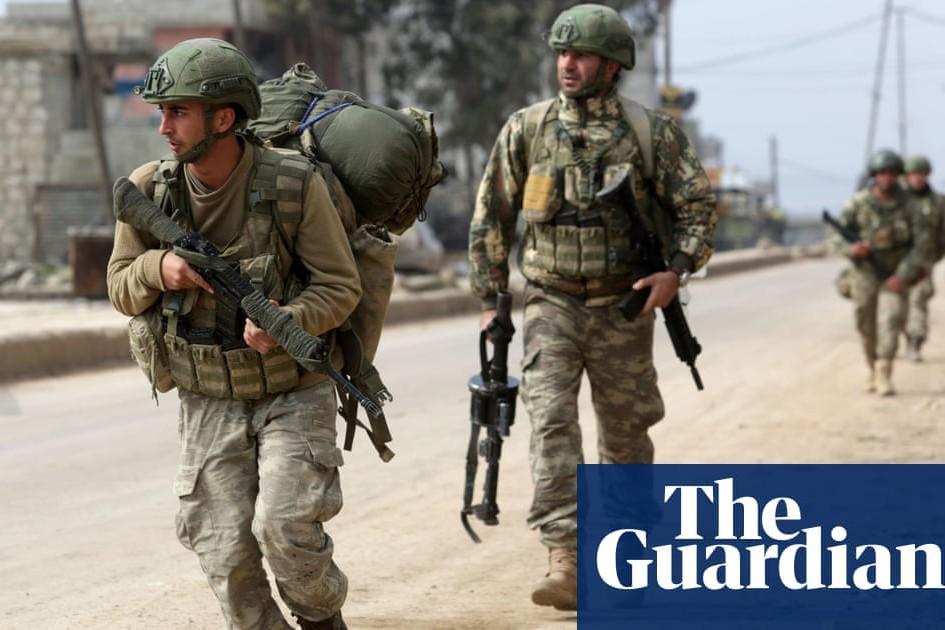 Binh sĩ Thổ Nhĩ Kỳ thiệt mạng trong vụ tấn công ở Idlib, Syria Ảnh 1