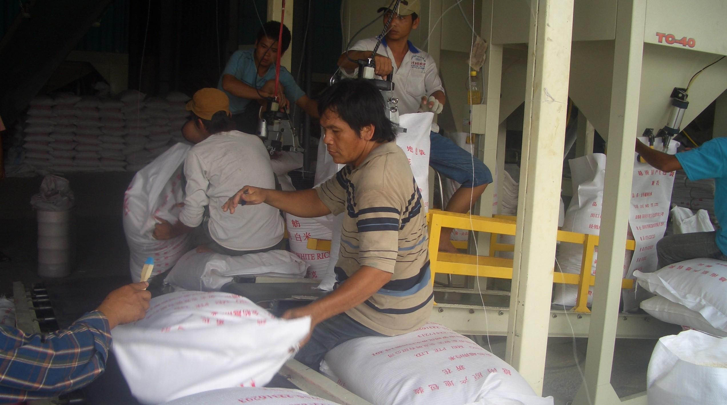 Hợp đồng G2G còn là cơ hội đẩy mạnh xuất khẩu gạo sang Philippines? Ảnh 1