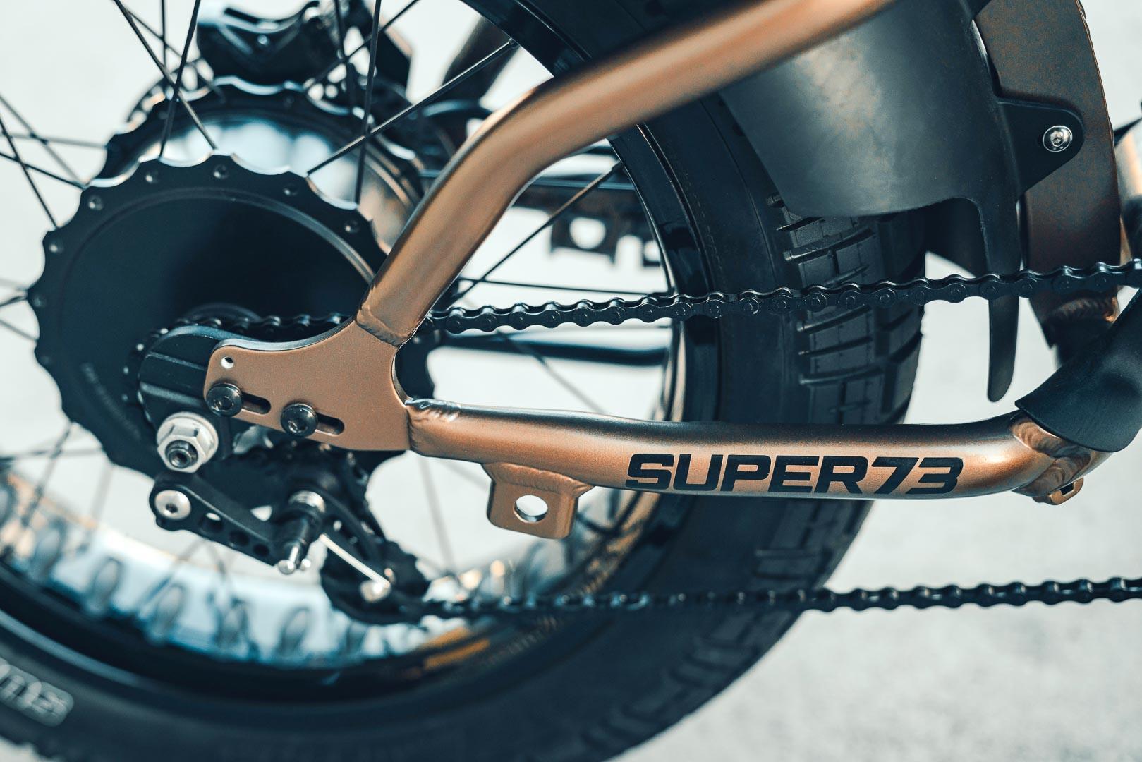 Super73 Flat Track RX: Chiếc xe đạp lai đầy táo bạo Ảnh 7