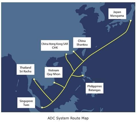 NEC xây cáp ngầm 9.400km nối khu vực Đông Á – Đông Nam Á Ảnh 1