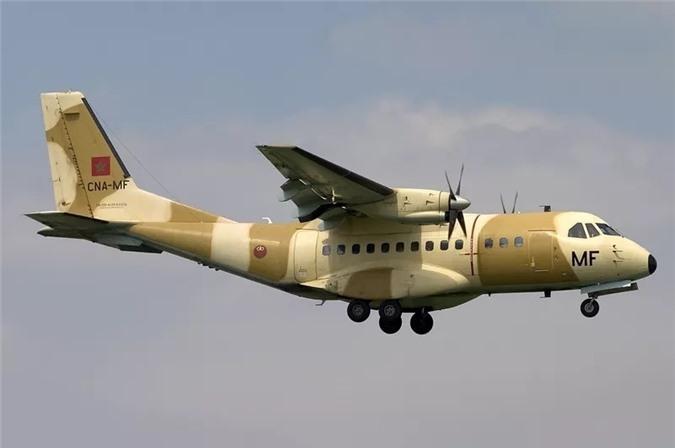Những chiếc máy bay đặc biệt được sản xuất tại các quốc gia 'không ngờ' Ảnh 6