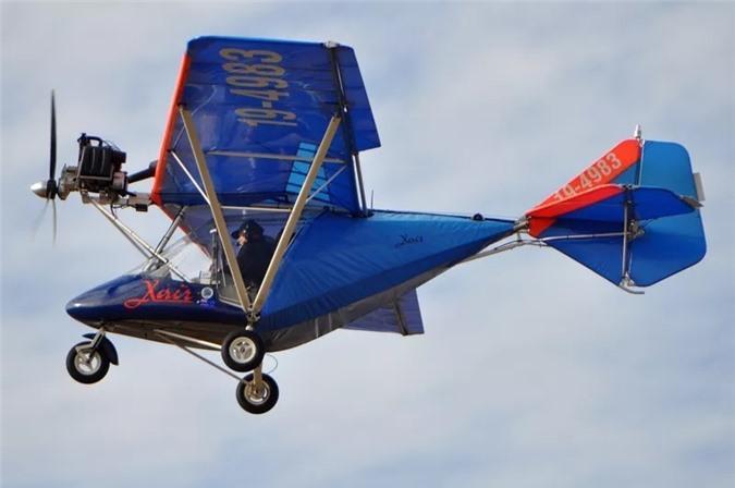 Những chiếc máy bay đặc biệt được sản xuất tại các quốc gia 'không ngờ' Ảnh 7