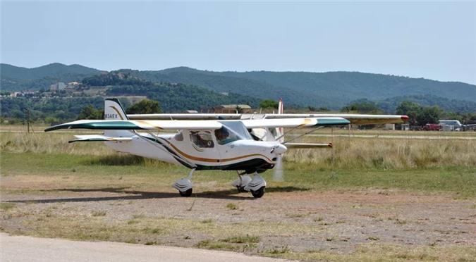 Những chiếc máy bay đặc biệt được sản xuất tại các quốc gia 'không ngờ' Ảnh 4