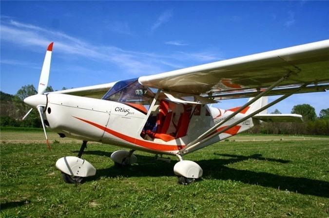 Những chiếc máy bay đặc biệt được sản xuất tại các quốc gia 'không ngờ' Ảnh 5