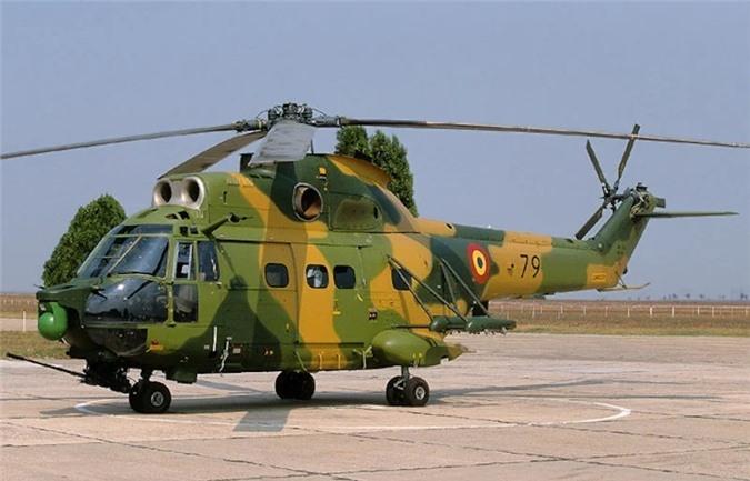 Những chiếc máy bay đặc biệt được sản xuất tại các quốc gia 'không ngờ' Ảnh 9