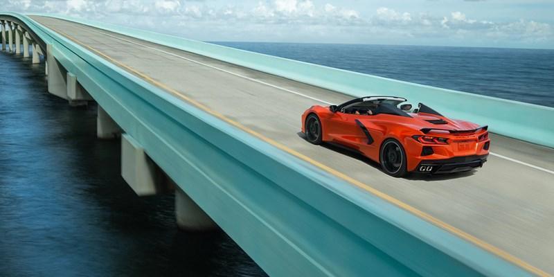 Chevrolet Corvette sẽ có bản đỉnh cao nhất mang tên chính cha đẻ của dòng xe này Ảnh 2