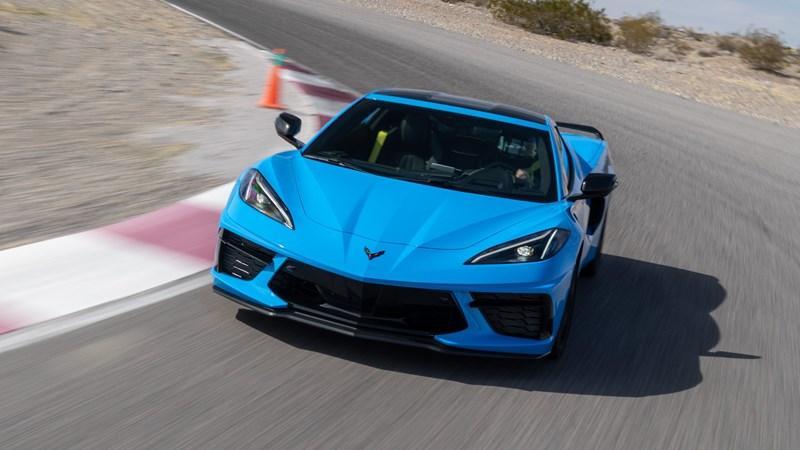 Chevrolet Corvette sẽ có bản đỉnh cao nhất mang tên chính cha đẻ của dòng xe này Ảnh 1