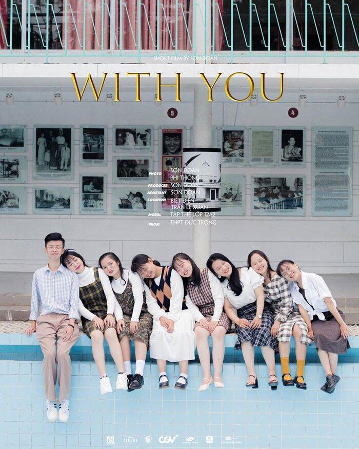 Học sinh Lâm Đồng quay trở về 'vùng ký ức' với bộ ảnh kỷ yếu concept thập niên 1990 Ảnh 9