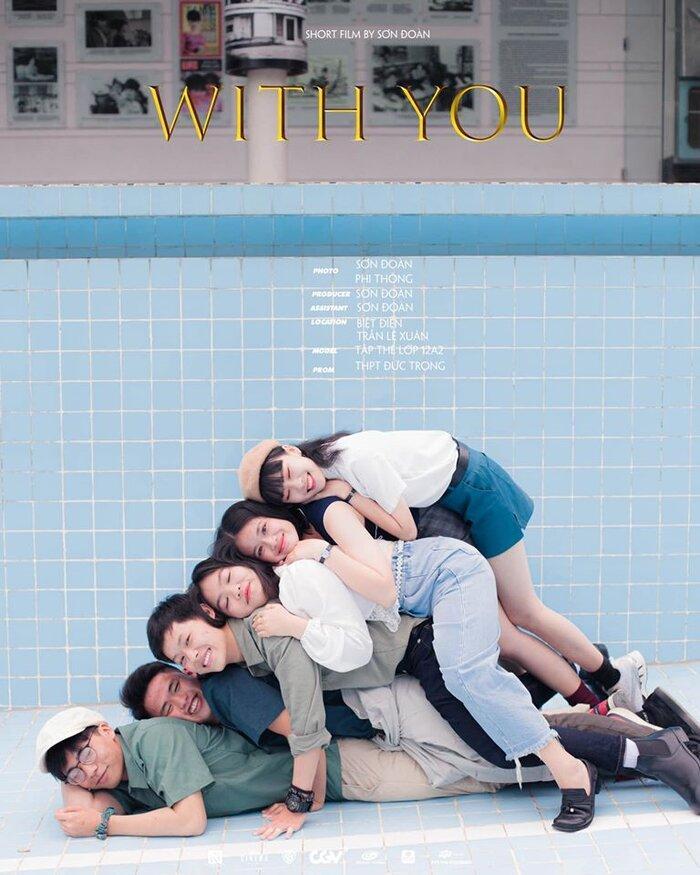 Học sinh Lâm Đồng quay trở về 'vùng ký ức' với bộ ảnh kỷ yếu concept thập niên 1990 Ảnh 6