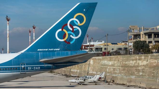 Cảnh đổ nát tại sân bay bị bỏ hoang ở châu Âu Ảnh 1