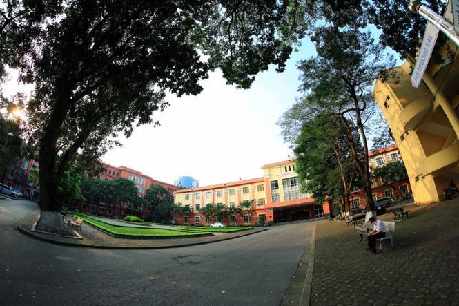 Trường ĐH Thủy lợi - viên ngọc xanh giữa lòng Thủ đô Ảnh 9