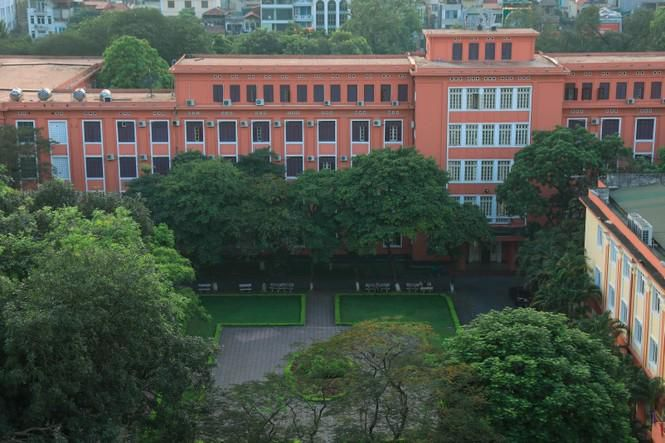 Trường ĐH Thủy lợi - viên ngọc xanh giữa lòng Thủ đô Ảnh 8