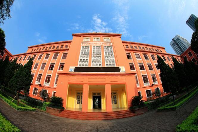 Trường ĐH Thủy lợi - viên ngọc xanh giữa lòng Thủ đô Ảnh 17