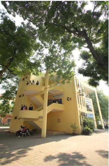 Trường ĐH Thủy lợi - viên ngọc xanh giữa lòng Thủ đô Ảnh 15