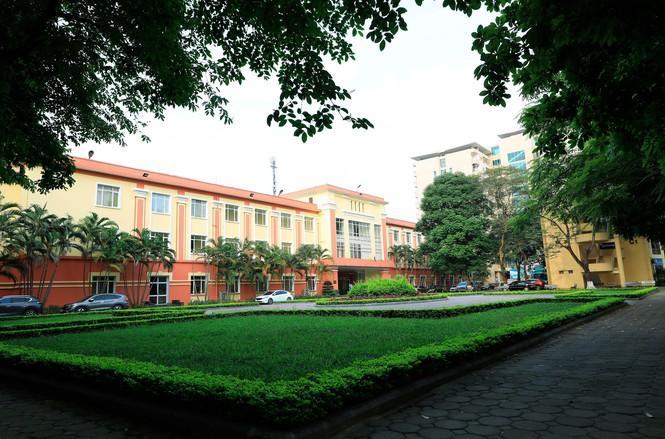 Trường ĐH Thủy lợi - viên ngọc xanh giữa lòng Thủ đô Ảnh 4