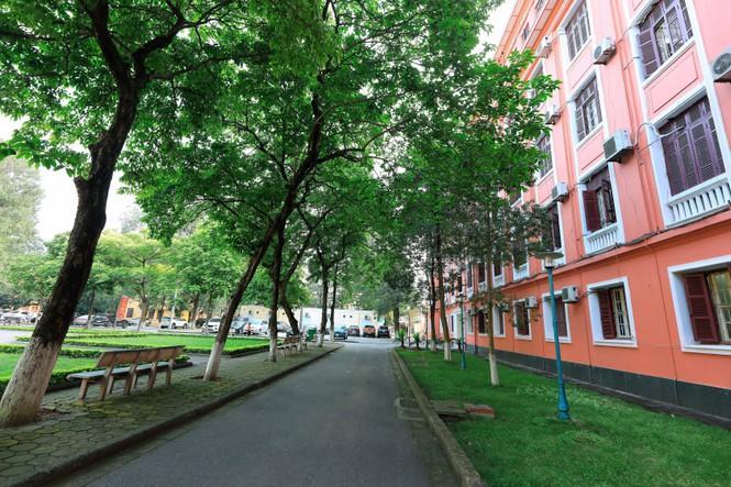Trường ĐH Thủy lợi - viên ngọc xanh giữa lòng Thủ đô Ảnh 3