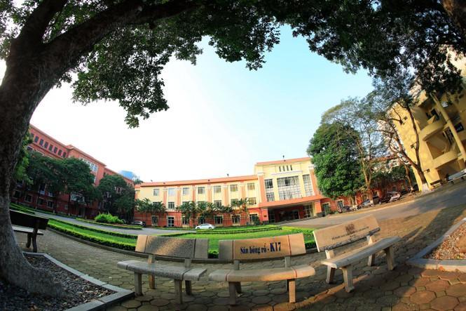 Trường ĐH Thủy lợi - viên ngọc xanh giữa lòng Thủ đô Ảnh 7