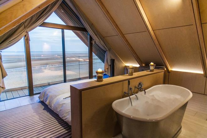 Nhà nghỉ dưỡng xa xỉ giá chưa tới 100 USD một đêm ở Anh Ảnh 3