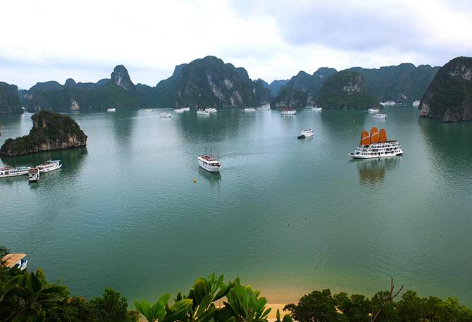 Ngành du lịch đón khoảng 1,2 triệu lượt khách Ảnh 1
