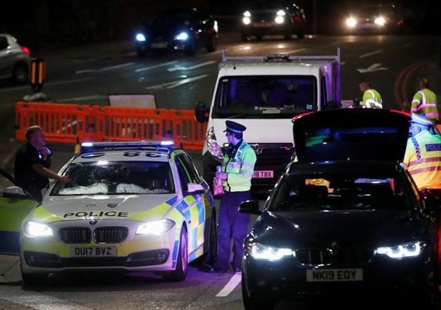 Cảnh sát Anh điều tra vụ đâm dao ở Reading theo hướng khủng bố Ảnh 1