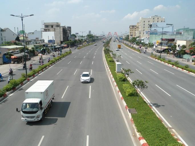 LƯU Ý: TP HCM điều chỉnh giao thông đường Phạm Văn Đồng Ảnh 1