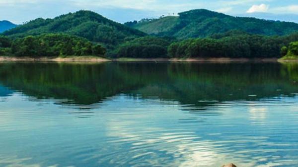 Đánh thức tiềm năng du lịch Hồ Núi Cốc Ảnh 1