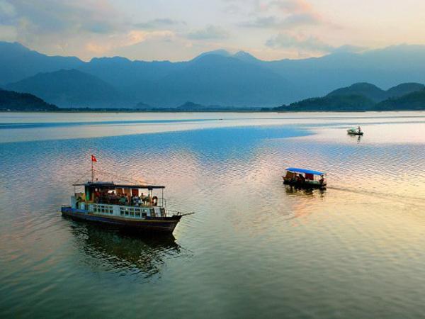 Đánh thức tiềm năng du lịch Hồ Núi Cốc Ảnh 2