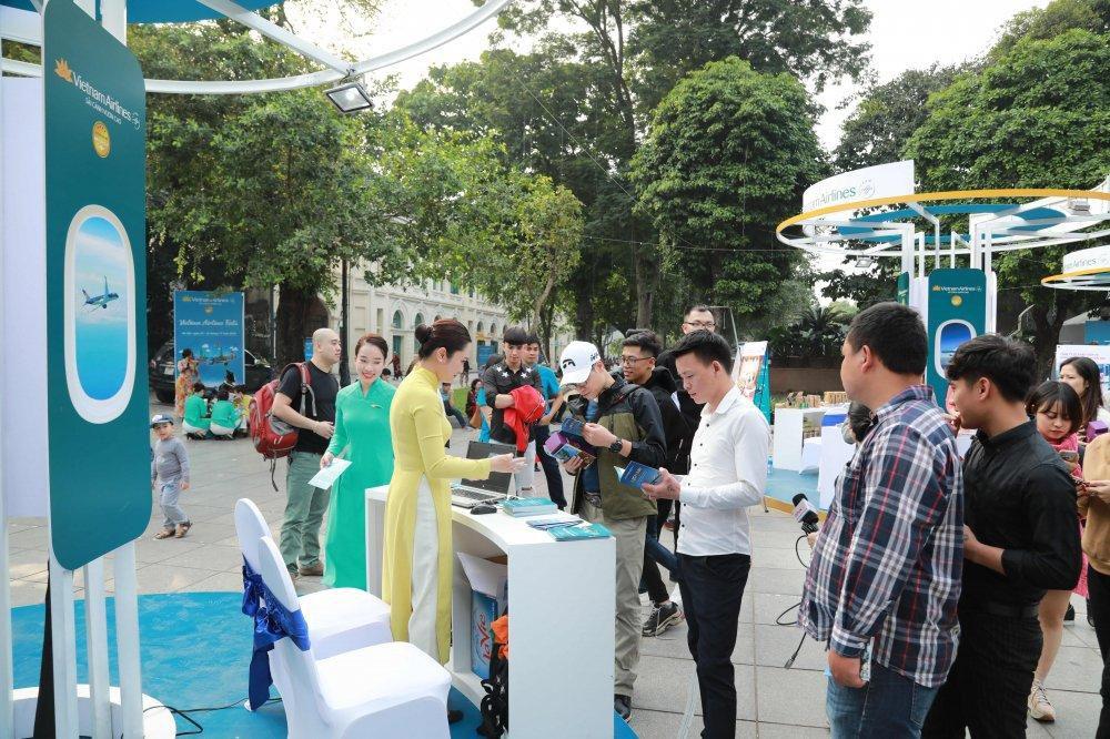 Hà Nội giới thiệu hơn 1.000 sản phẩm kích cầu du lịch Ảnh 1