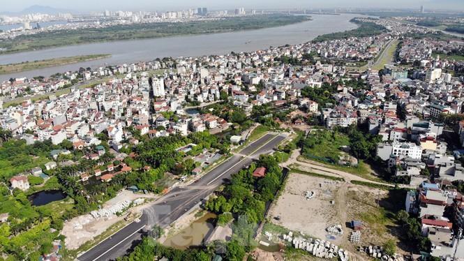 Nhìn gần con đường 'nghìn tỷ' ở trung tâm Hà Nội sau hai năm làm được vài trăm mét Ảnh 2