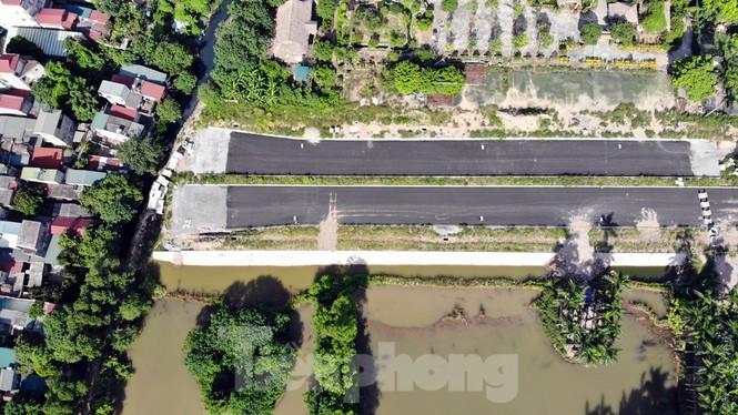 Nhìn gần con đường 'nghìn tỷ' ở trung tâm Hà Nội sau hai năm làm được vài trăm mét Ảnh 7