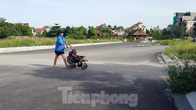 Nhìn gần con đường 'nghìn tỷ' ở trung tâm Hà Nội sau hai năm làm được vài trăm mét Ảnh 14