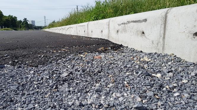 Nhìn gần con đường 'nghìn tỷ' ở trung tâm Hà Nội sau hai năm làm được vài trăm mét Ảnh 3