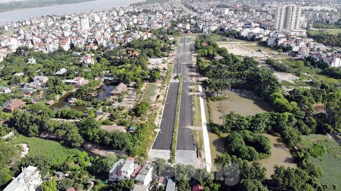 Nhìn gần con đường 'nghìn tỷ' ở trung tâm Hà Nội sau hai năm làm được vài trăm mét Ảnh 15