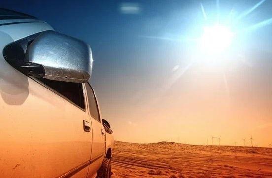 Nắng nóng 'phá' xe như thế nào? Ảnh 2