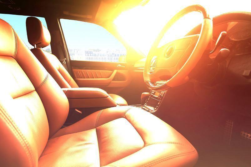 Nắng nóng 'phá' xe như thế nào? Ảnh 1