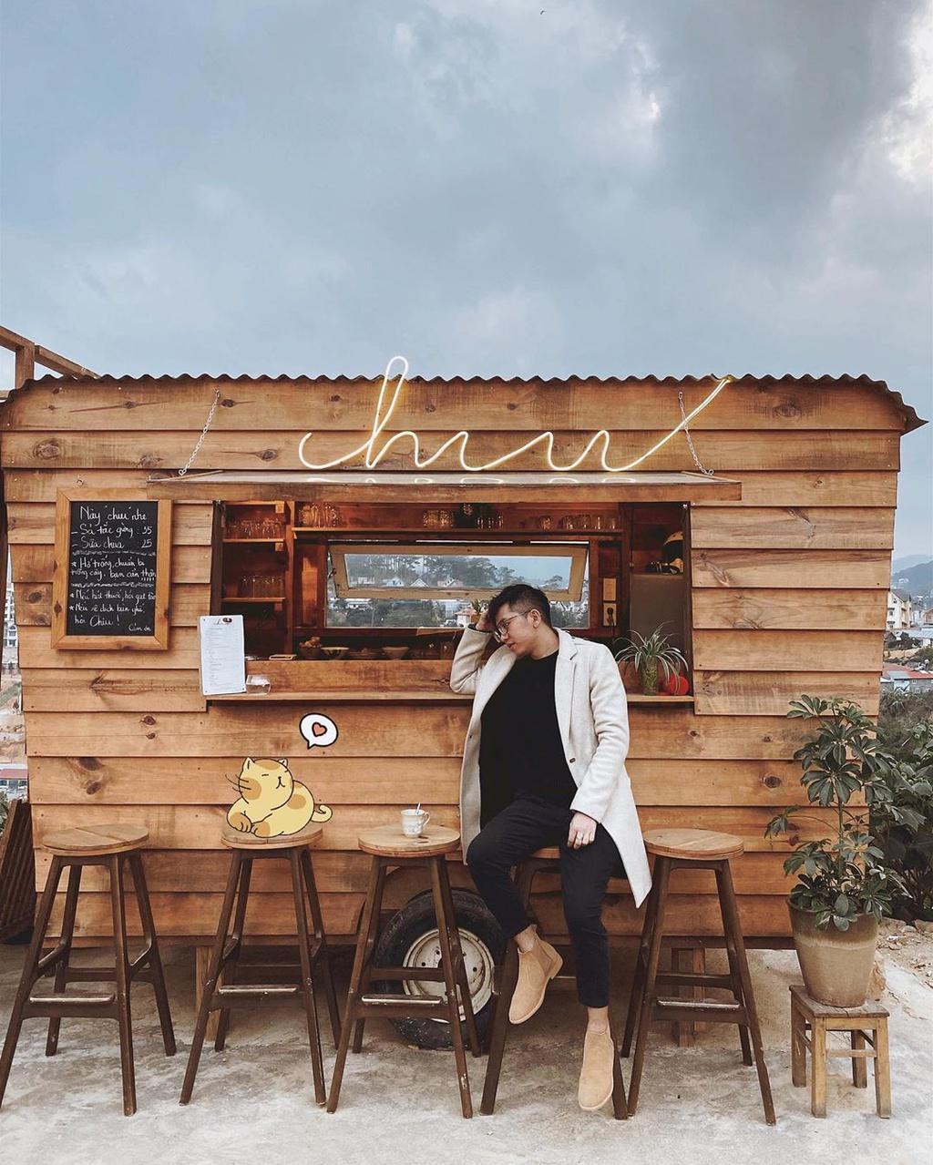 Những quán cà phê mới hút giới trẻ ở Đà Lạt Ảnh 8